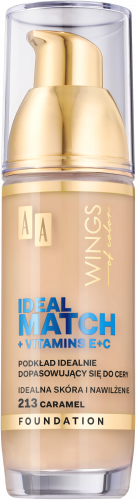 AA WINGS OF COLOR PODKŁAD IDEAL MATCH 213 30ML