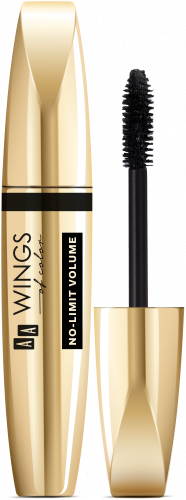 AA WINGS OF COLOR NO LIMIT VOLUME MASCARA NOIR 7g