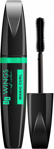 AA WINGS OF COLOR MAGIC CURL MASCARA SUPER BLACK 7g