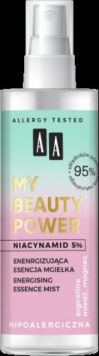 AA MY BEAUTY POWER NIACYNAMID 5% energizująca esencja-mgiełka 100 ml
