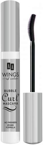 AA WINGS OF COLOR Bubble Curl mascara 10g, Nr Ref.: 76126