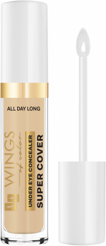 AA WINGS OF COLOR All Day Long Under Eye Concealer Super Cover 11 Nude 6,2 g