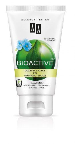 AA BIOACTIVE PRO żel nawilżający do mycia twarzy 150 ml